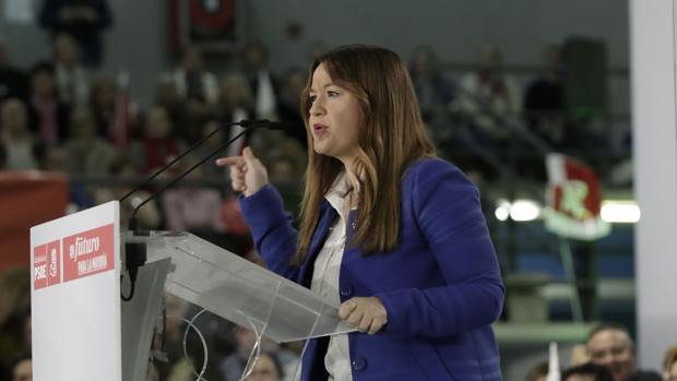 Crisis PSOE:  Verónica Pérez, mano derecha de Susana Díaz, se haría cargo del PSOE