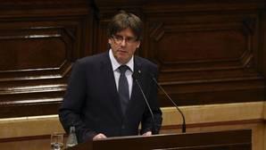 Puigdemont amenaza: «O referéndum o referéndum»