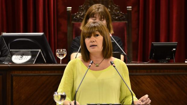 La socialista Francina Armengol
