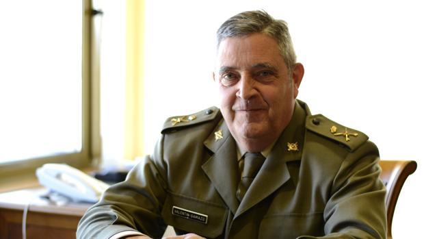 Juan Valentín-Gamazo, director del Museo del Ejército