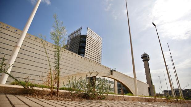 Imagen de las instalaciones de RTVV