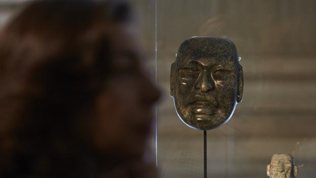Una de las piezas que puede verse en la exposición