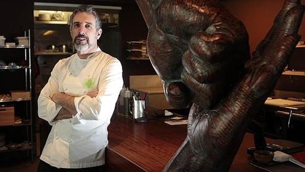 El ganador de una estrella Michelín, Pepe Solla, estará en el congreso Soria Gastronómica