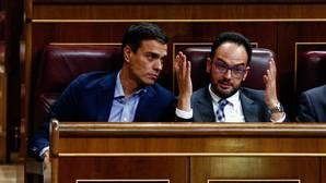 Sánchez pierde en el Grupo Socialista la «batalla» previa al Comité Federal