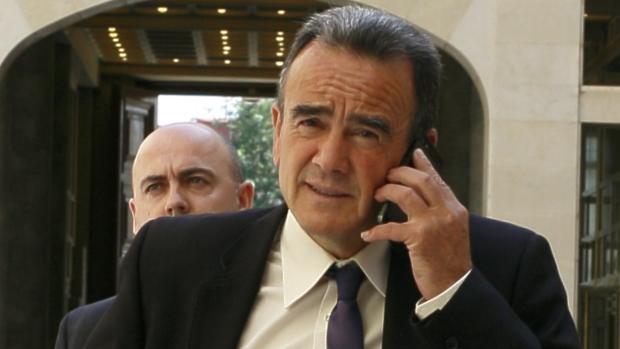 Juan Antonio Sánchez Quero, de la ejecutiva del PSOE aragonés y presidente de la Diputación de Zaragoza