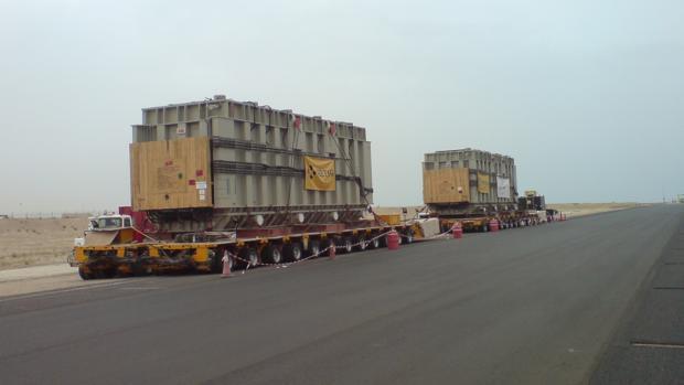 Equipamiento de ABB en Qatar