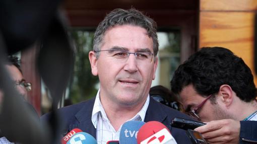Tomás Blanco fue Secretario Provincial en Ávila hasta que se produjo la misma situación