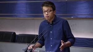 Errejón sitúa en el 15-M y en el intento de pacto de Podemos la crisis del PSOE
