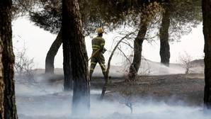 La Junta declara época de peligro medio de incendios forestales del 1 al 6 de octubre