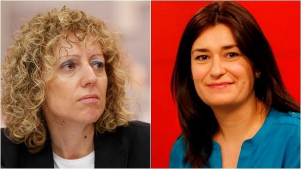 Eva Díaz Tezanos y Carmen Montón, las ausentes en las reunión de Sánchez