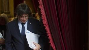 El Parlament renueva su confianza en Puigdemont con el apoyo de JpSí y la CUP