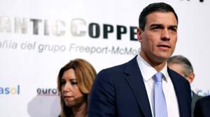 Pedro Sánchez abre la puerta a su salida si el Comité Federal vota abstenerse al PP