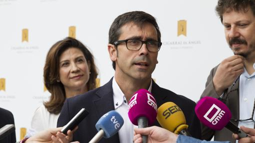 Eduardo Sánchez Butragueño, presidente de la Fundación Soliss
