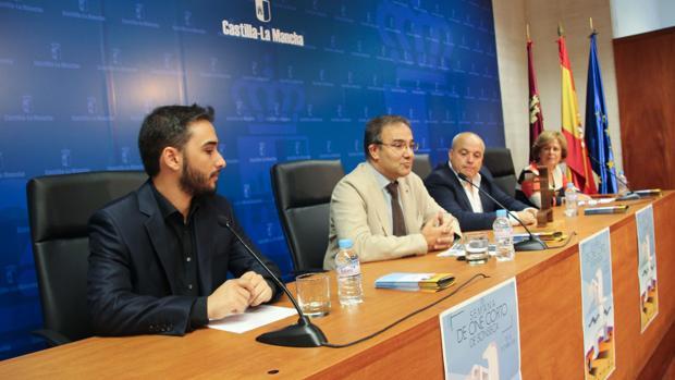 El Gobierno regional apoya la I Semana de Cine Corto de Sonseca