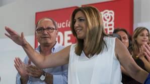 Susana Díaz: «Nos hemos desconectado de la sociedad»