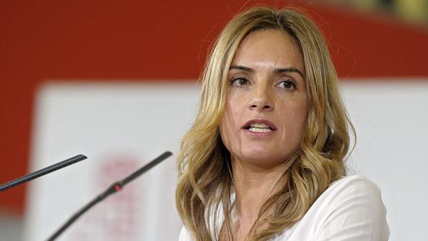 Susana Sumelzo, diputada en el Congreso por la provincia de Zaragoza