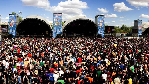 Este año más de 200.000 personas han pasado por Viña Rock