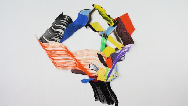 Imagen de una de las obras premiadas por la Fundación Hortensia Herrero