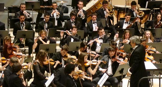 Imagen de lrchivo de la Jove Orquestra de la Generalitat Valenciana