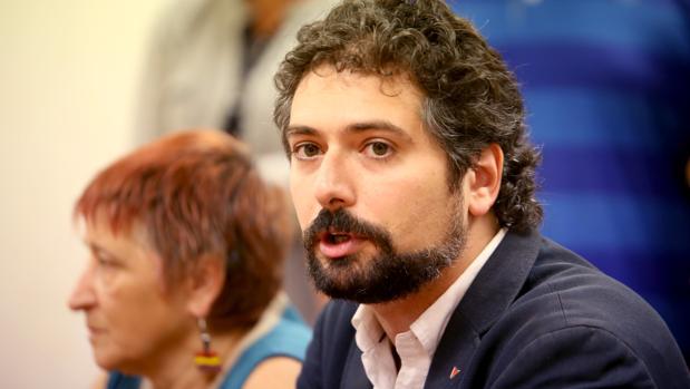 José Sarrión ha sido elegido nuevo coordinador regional de IU