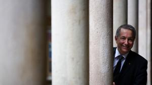 Ramírez deja el cargo de rector de la UB pidiendo financiación justa y una ley de mecenazgo