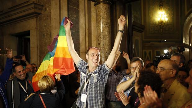 El Parlament aprobó en 2014 la primera Ley de Derechos de las Personas Gais, Lesbianas, Bisexuales y Transexuales y para la Erradicación de la Homofobia