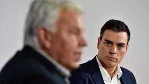Historia de un cisma abierto en el PSOE