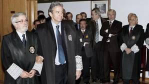 La Audiencia permite que el exvocal propuesto por el PSOE dedida si De Prada sigue en el tribunal de Gürtel