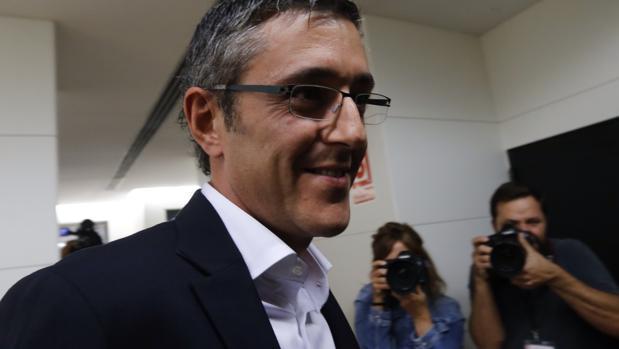 Eduardo Madina en una imagen reciente