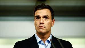 Sánchez quiere comenzar ya a recoger avales para las primarias