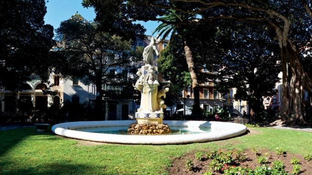 Plaza Gabriel Miró, en la guía «Ruta de eventos y ceremonias de Aiicante»