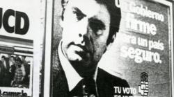 Cartel electoral de González de 1979