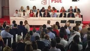 El Comité Federal del PSOE no logra ponerse en marcha