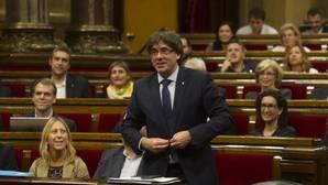 Puigdemont: «Cataluña proclamará la independencia y no será el fin de España»