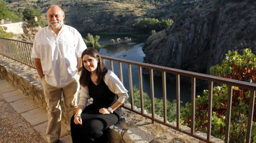 José Luis Yela y María Romero Cortina