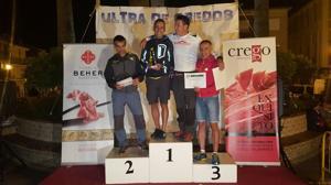 Bikilamanjaro, campeón por equipos en el medio ultramaratón de Gredos