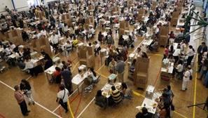 Normalidad y alta participación en España en el plebiscito colombiano