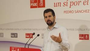 Tudanca implora que sigan en el PSOE a las «decenas» de militantes que quieren irse