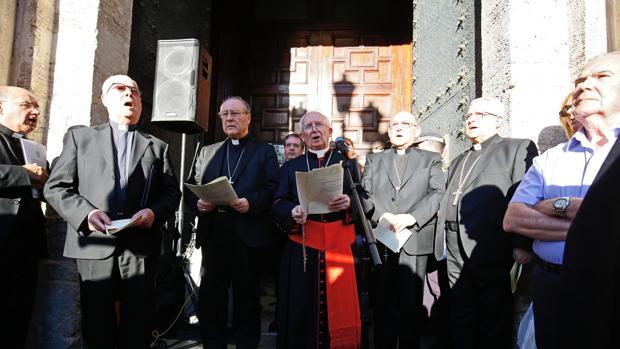 El cardenal Cañizares, en una imagen de archivo