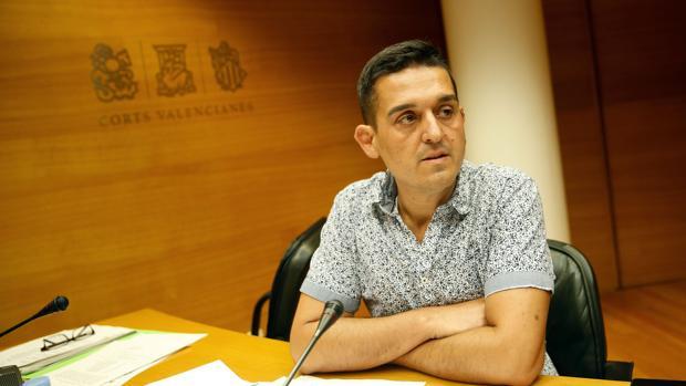Carles Mulet, en una imagen de archivo