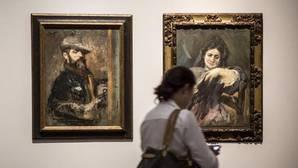 De la tradición al modernismo de Pinazo a través de 131 retratos