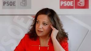 Iratxe García deja la jefatura del PSOE en el Parlamento Europeo