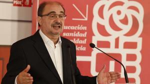 Lambán cree que Sánchez tenía un pacto oculto con los independentistas