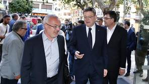 Podemos amenaza con romper el pacto en la Comunidad Valenciana si el PSOE se abstiene