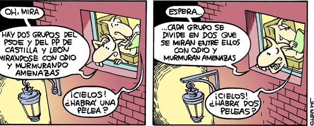 Fe de Ratas en Castilla y León