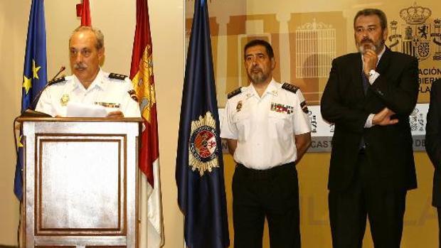 Ortiz, a la izquierda, en una foto de archivo