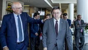 Ximo Puig: «Yo también prefiero un gobierno de Rajoy en minoría que un gobierno de Rajoy en mayoría»