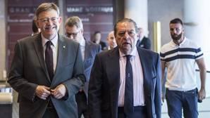 Los empresarios reprochan a Ximo Puig la pérdida de 6.000 empleos por el veto a Puerto Mediterráneo
