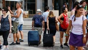 La Comunidad Valenciana resiste el final de la campaña turística y mantiene las cifras de paro y afiliación