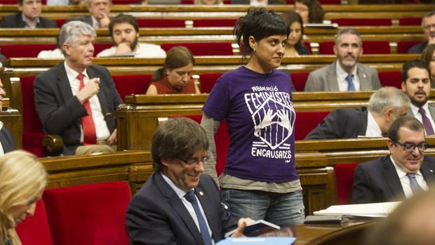 La CUP propondrá subir el IRPF a las rentas más altas en el debate de Política General